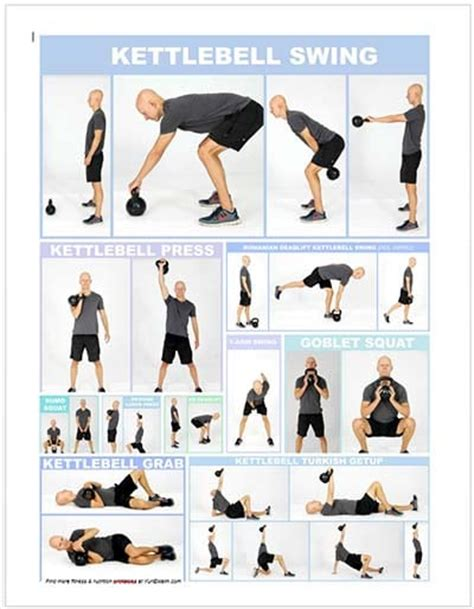 kettlebell swings everyday best kettlebell full body workout routine for beginners