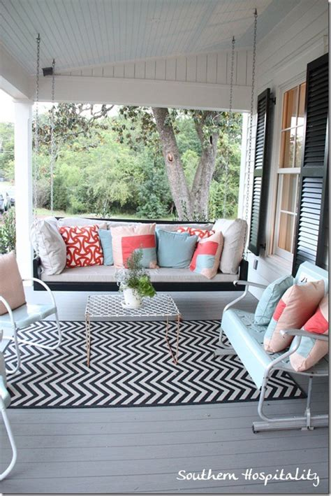 front porch swings ideas 219