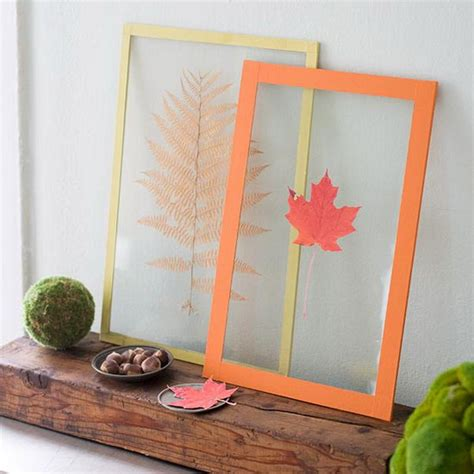 diy leaf decorations pictures photos and images for diy fall leaf craft ideas tutorials noted list