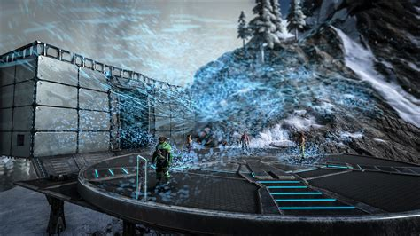 ark survival evolved boat update ark survival evolved patch 256 features underwater bases