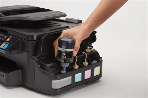 Printer Epson Refill epson ecotank printers last 2 years before need for ink refill digital trends