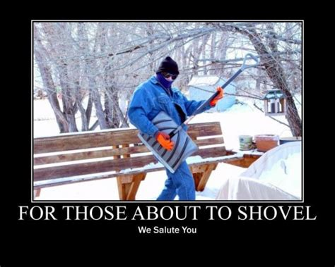 Shoveling Snow Meme - our favorite storm nemo memes so far