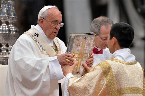Papa Francesco pasqua la settimana santa con papa francesco in diretta