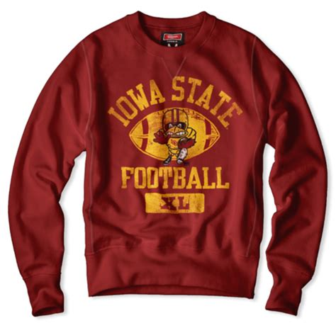 iowa state cyclone t shirts vintage cyclone clothing by