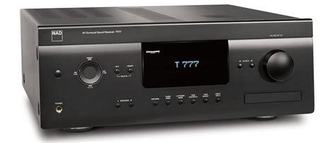nad    av surround sound receiver review