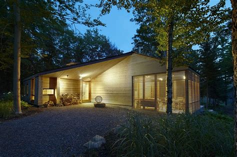cabin architecture ultra modern cabin blends rustic warmth with modern minimalism