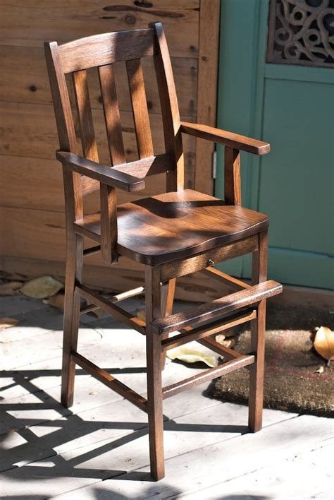 mission style chair plans child s mission style rocking chair plans woodworking
