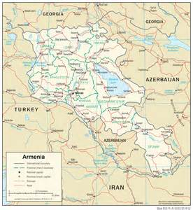 armenia maps perry casta 241 eda map collection ut library