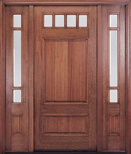 Hints On Buying Craftsman Style Entry Doors Interior Front Door Craftsman Style