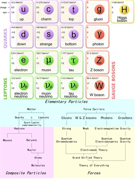 the origin of mass elementary particles and fundamental symmetries books image gallery elementary particles