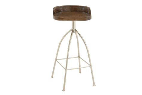 Gardner White Bar Stools by Modern Reflections Iron Wood Bar Stool At Gardner White