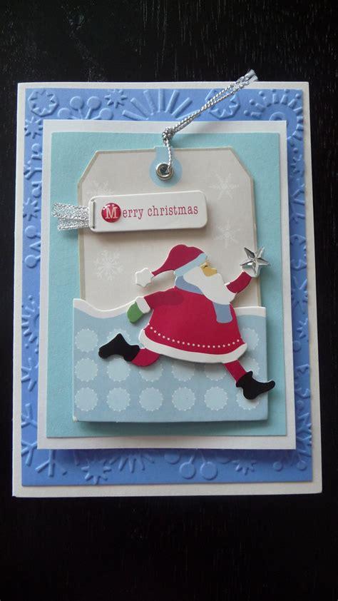 Merry Handmade Cards - merry santa handmade card handmade cards