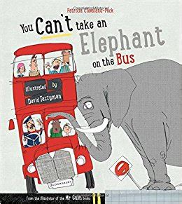 things you can t take books you can t take an elephant on the co uk