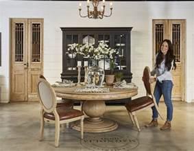 the making of a furniture showroom magnolia homes