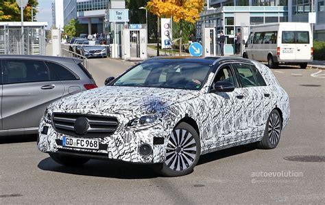 mercedes benz e class interior 2017 mercedes benz e class interior revealed in latest