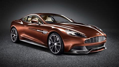 Aston Martin Vanquish history, photos on Better Parts LTD