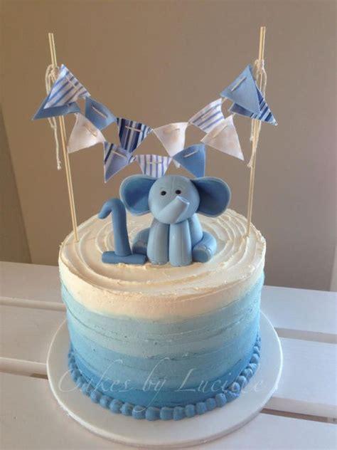image result   year  birthday boy blue ombre cake declans birthday   baby