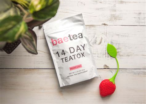 Bae Detox Tea baetea 14 day teatox review ingredients benefits