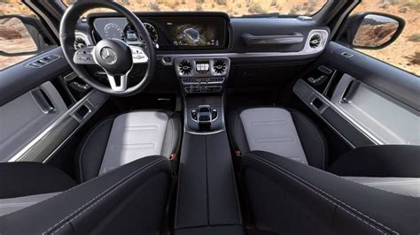 G Interior by 2019 Mercedes G Class Interior Photo