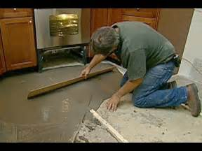 How To Level A House How To Level A Concrete Floor This House