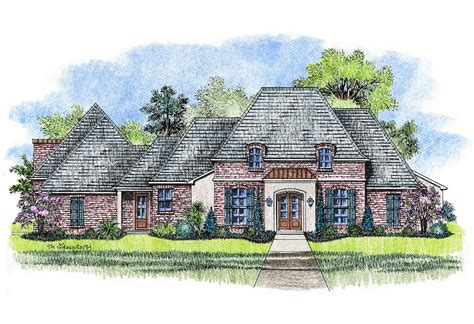unique french home plans 14 french country louisiana