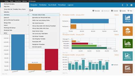 cara membuat jurnal transaksi keuangan membuat laporan keuangan dengan software akuntansi zahir