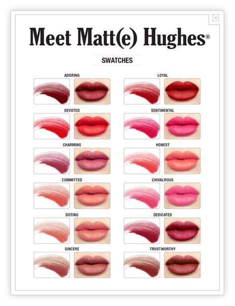 The Balm Meet Matte Hughes Mini Kit Ori Usa 100 Best Seller the balm meet matt e hughes liquid lipstick doting beautelook