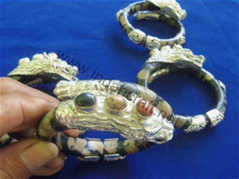 Gelang Akarbahar Tali Arus Hitam Kombinasi Perak Alpaka Naga Model 36 gelang akar bahar grinsing kombinasi perak indahcraft