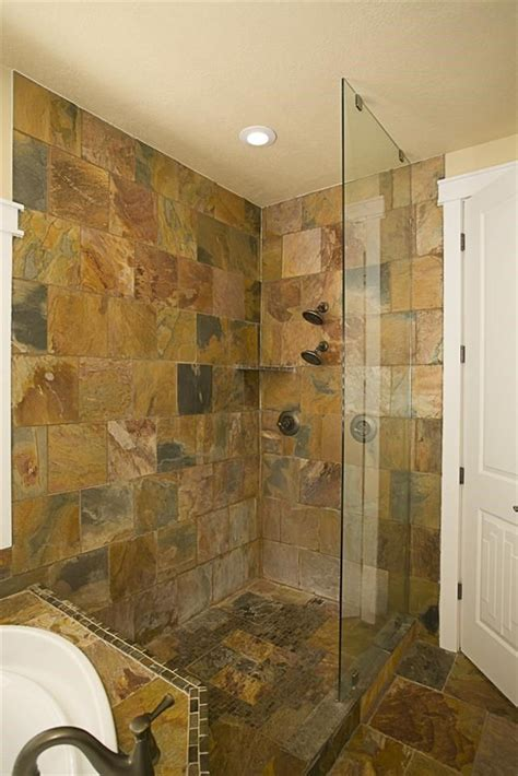 slate tile bathroom bathroom ideas