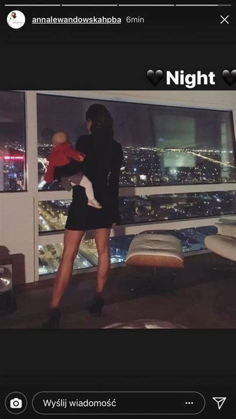 anna lewandowska na instagram anna lewandowska z klarą w nowym apartamencie kupionym