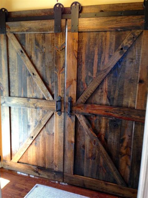 barn door best 25 barn doors ideas on