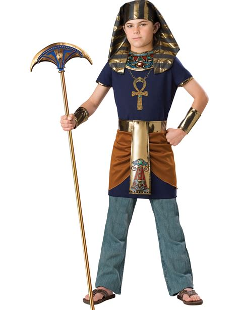 Pers Premium L 42 travestimento faraone bambino premium costumi bambini e