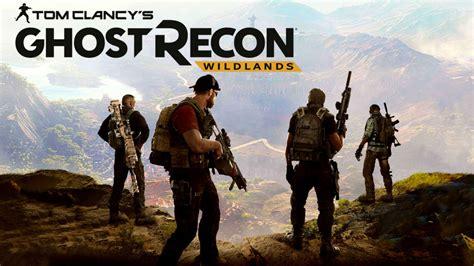 Ps4 Tom Clancy S Ghost Recon Wildlands Reg 3 Limited jogo tom clancy s ghost recon wildlands limited edition ps4 uz