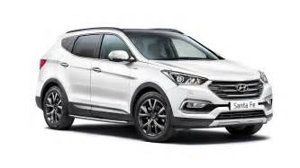 Hyundai Cars 2016 Hyundai Santa Fe Team Wiggins Limited Edition