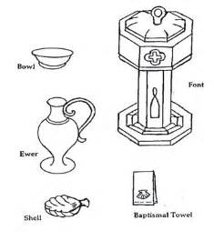 baptism candle template altar guild anglican diocese of the south
