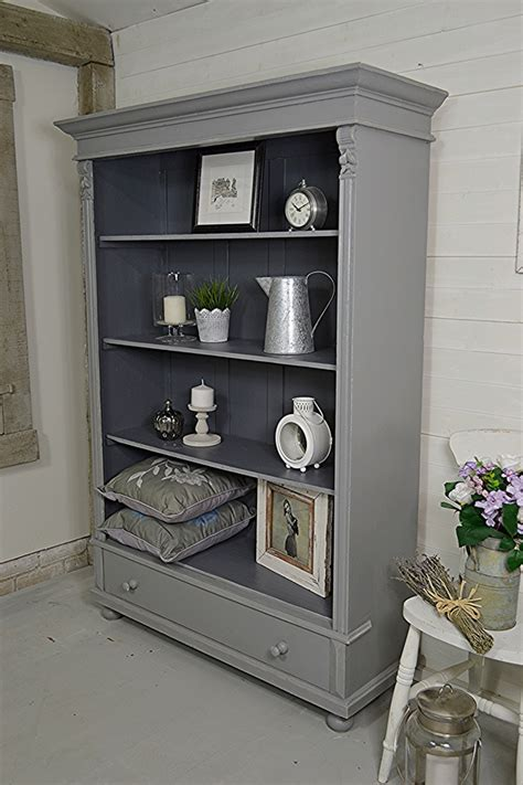 shabby chic bookshelf rustic shabby chic bookcase sold items the treasure trove shabby chic furniture