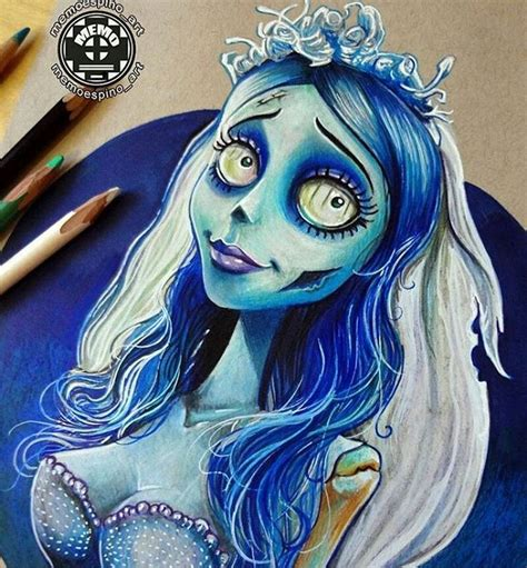 drawing color corpse pencil drawing by memoespino art