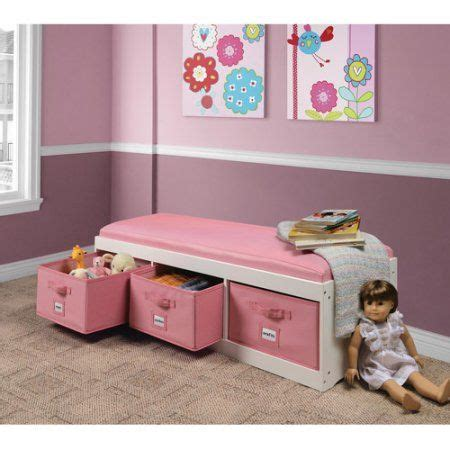 badger basket kid s storage bench 1000 ideas about storage bench with cushion on pinterest