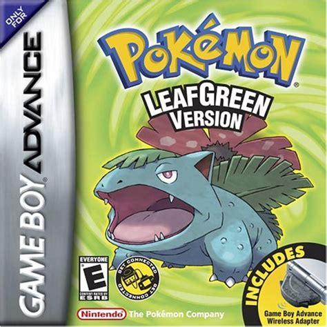 emuparadise leaf green pokemon leaf green u independent rom