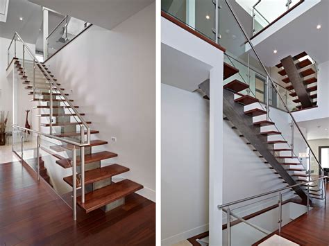 Glass Banister Cost Ideas Beautiful Glass Stair Railing Design Examples To