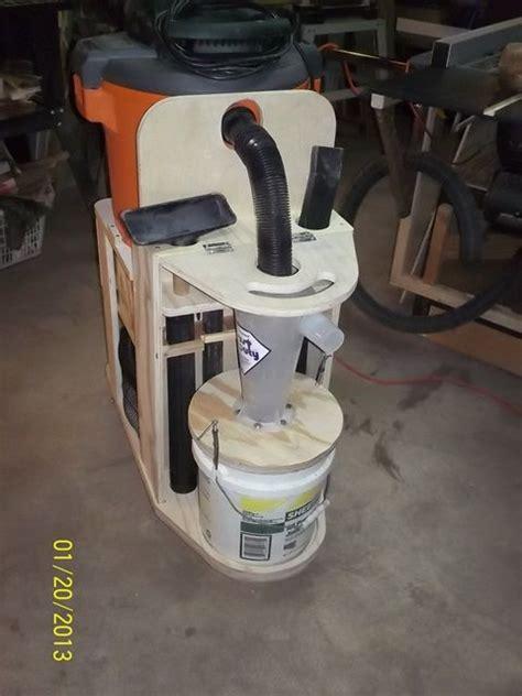 shop vac cyclone cart plans  shop wood talk