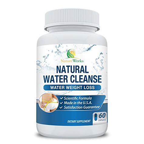 Water Detox Pills by Diuretic Pills For Water Weight Loss Powerful