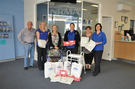 support from jts and nrma for hospital patients camden