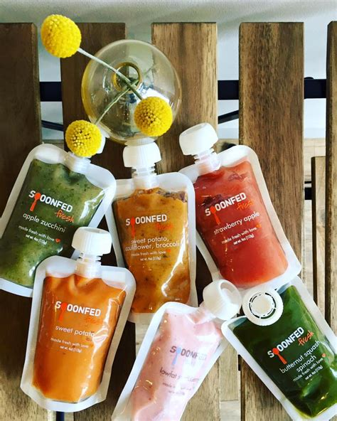 Fresh Organic Baby Foods by Spoonfed Fresh Baby Food That Lets You See The Goodness