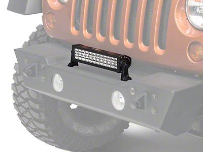 Murah Worklight Lightbar Spot 72 Watt lifetime led 13 5 in 24 led wrangler lightbar universal application lll 72 4300 spot free
