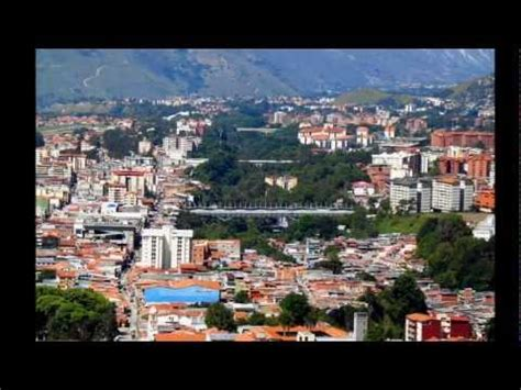 imagenes de venezuela ciudad de merida venezuela youtube