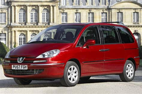 Peugeot 807 2002 2010 Used Car Review Car Review Rac