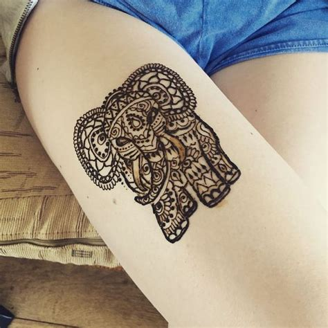 henna tattoo designs origin popular motifs and their