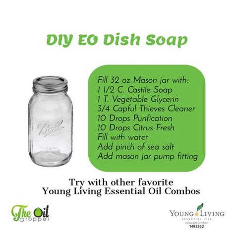 Pdf Living Make Your Own Dish Soap diy dish soap with essential oils student centered