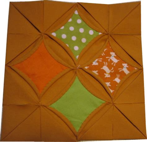Folded Patchwork Patterns - nkitkat japanese folded patchwork tutorial